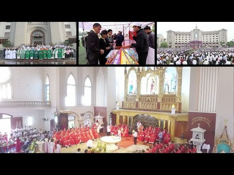Những sự kiện nổi bật tại Giáo phận Thái Bình năm 2017
