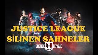 JUSTICE LEAGUE SİLİNEN SAHNELER! (SPOİLER)