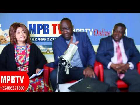"""MPBTV Actualité Compliquée 22-09- Kabila à New York pour """"préparer son départ?"""