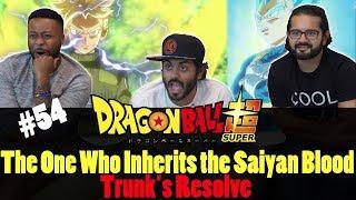 Dragon Ball Super ENGLISH DUB - Episode 54 - Group Reaction