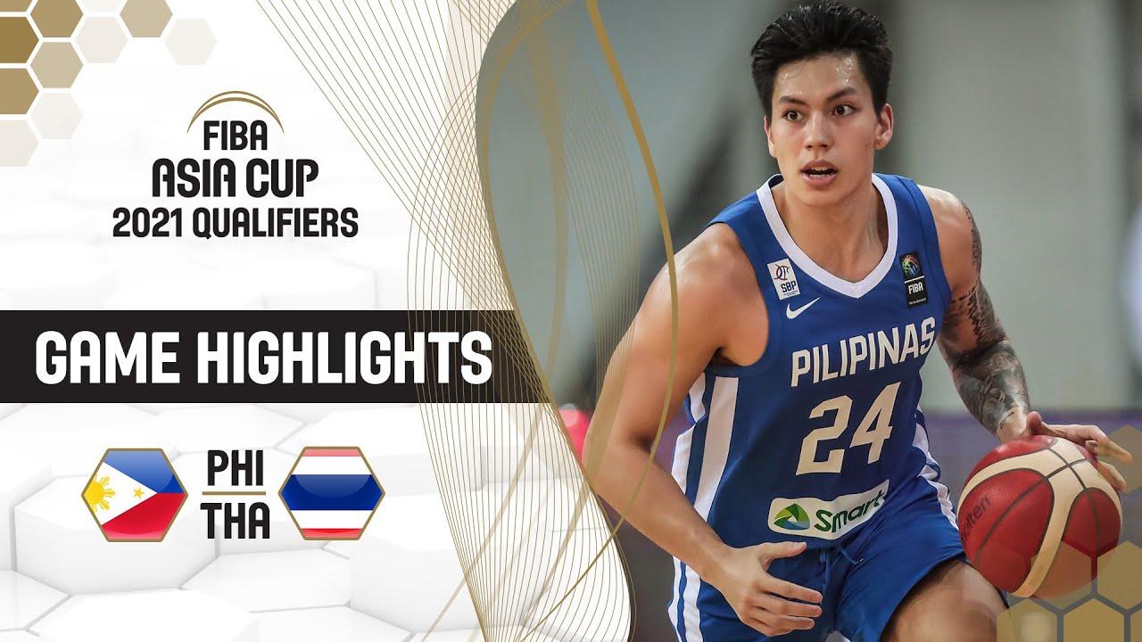 Philippines - Thailand   Highlights