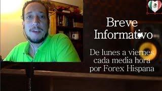 Breve informativo - Noticias Forex del 27 de Septiembre 2017