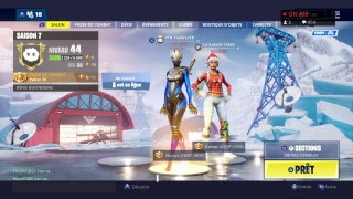 Live Fornite FR/PS4 //Game abo// News Défi !?