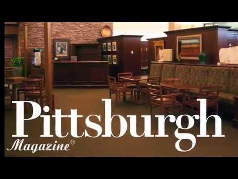 Hidden Pittsburgh:  Mystic Rock Golf Course Locker Room