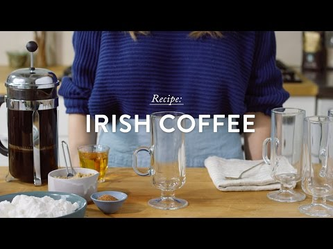 Recipe: Irish Coffee