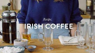 Recipe: Irish Coffee