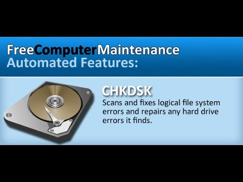 Windows Chkdsk - Did Your Windows Computer Crash Unexpected?