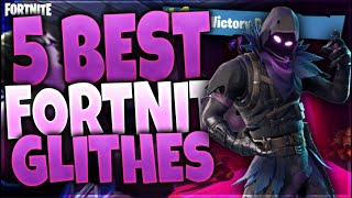 5 BEST FORTNITE GLITCHES - HIDING SPOTS - UNDER MAP / WALL BREACHES / GODMODE / OUT OF MAP GLITCHES
