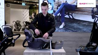 UPPAbaby MESA i-Size autostoel | Review