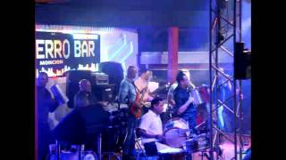 Banda Real - La Cama Cerro Bar Moncion 13-6-2016