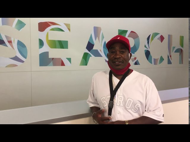 Lonnie Manuel on Being Part of SEARCH's Outreach Team