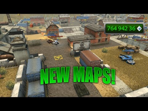 Tanki Online NEW MAPS!? (Test Server): ♦Forum Link: http://bit.ly/2uTDMYd ♦400 Likes? Thank You For Watching! Like and Subscribe For More Videos. ♦ Facebook : New Soon! ♦ Recorder : Fraps - Action ♦ Editor : Sony Vegas Pro 13 , AE ♦ Music1 : Hotline Pain (Goblin Mashup)  ♦ Music2 : Goodbye Sleepwalker (Goblin Mashup)  ♦ Music3 : True Colors Don't Run (Sirius Mashup)