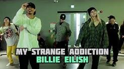 My Strange Addiction - Billie Eilish. Danced by Delaney Glazer and CJ Salvador