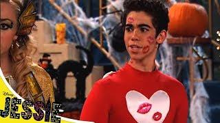 Джесси - Сезон 4 серия 18 - Гостеприимный призрак | Сериал Disney
