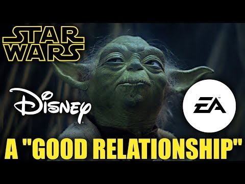 Disney CEO Is HAPPY With EA's Work On Star Wars Franchise. Seriously? Mp3