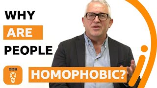 Why are people homophobic? | What's Behind Prejudice? Episode 2 | BBC Ideas