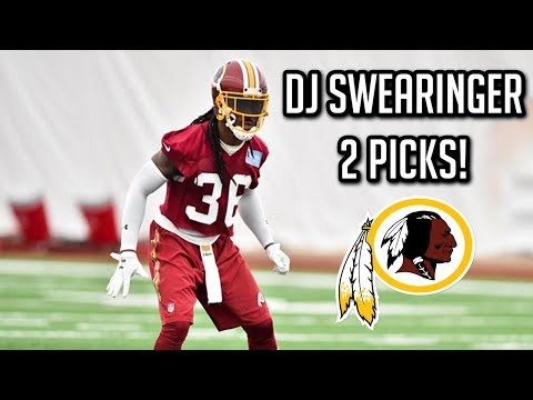 DJ Swearinger 2 Picks!