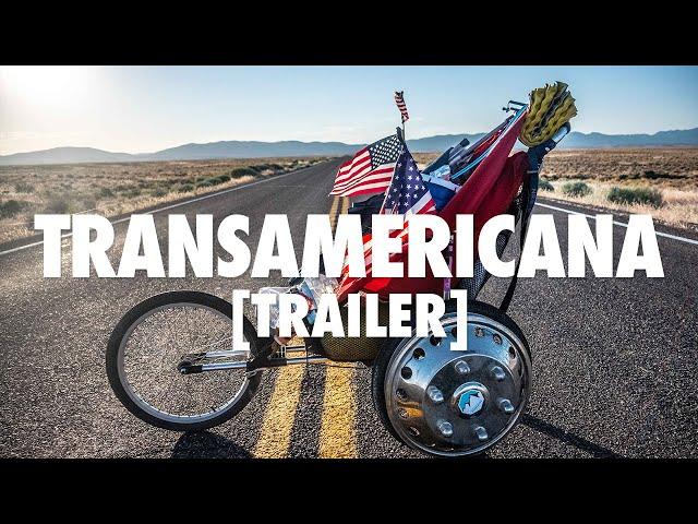 Transamericana with Rickey Gates | Official Trailer