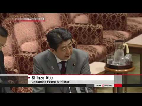 Abe: TPP facing difficulty after Trump win