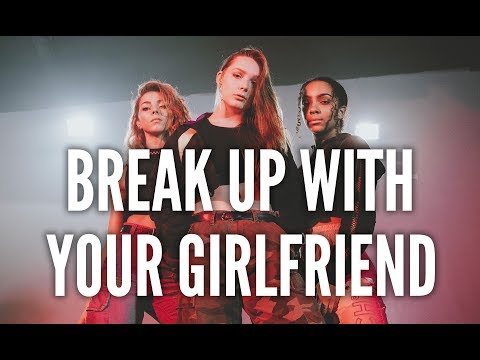 ARIANA GRANDE - Break Up With Your Girlfriend I&39;m Bored  Kyle Hanagami Choreography