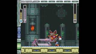 Mega Man X - Flame Mammoth [HD] thumbnail