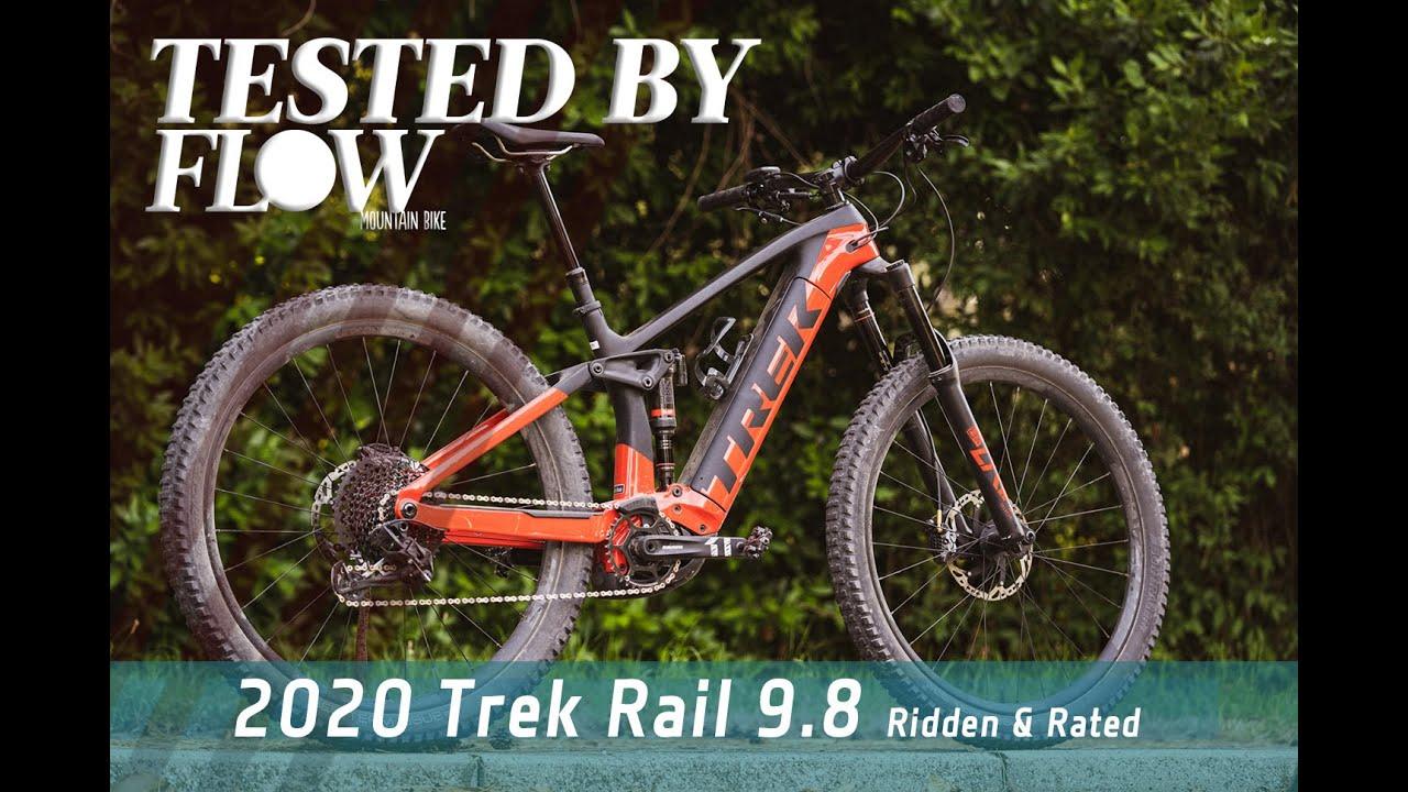 Best Trail Bike 2020.Tested 2020 Trek Rail 9 8 Is Trek S Best E Mtb Yet New Long Travel E Bike Ridden And Rated