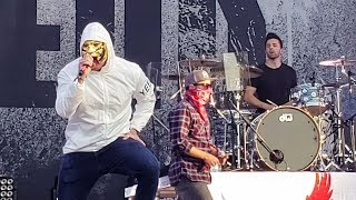 Hollywood Undead - Whatever It Takes (LIVE Heavy Montréal 2018) UHD 4K