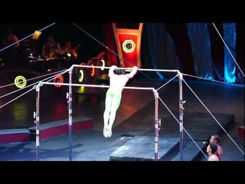 RingLing Brothers Flying Acrobatics - Savannah Ga - 2012