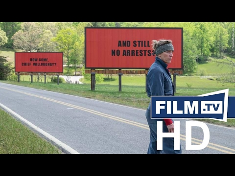 Three Billboards Trailer Deutsch