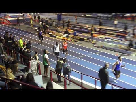 23''29: GONZAGUE-MOLONGO Elise (200m SEM Finale 6) Eaubonne, 25 NOV 2018