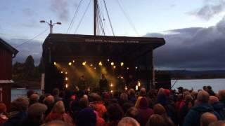 Hekla Stålstrenga og Har du fyr, på Inderøyfest 2015