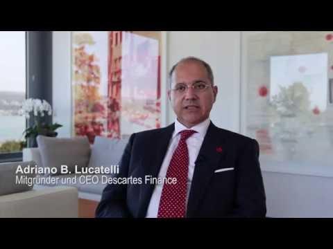 Interview Adriano B.  Lucatelli über Descartes Finance