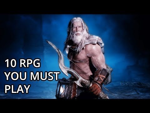 10 Must Play RPGs While Waiting For Elder Scrolls 6