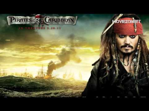 Pirates Of The Caribbean 4 Soundtrack HD - #3 The Pirate That Should Not Be (Hans Zimmer)