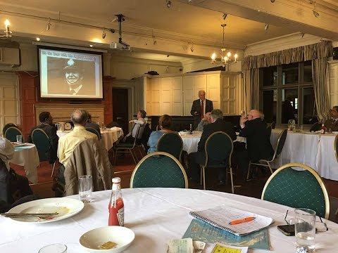Rotary Speaker Mr Michael Benning QPM subject: Police Force 16-March 2017