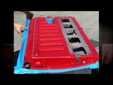 Monstaliner do it yourself roll on truck bed liner youtube solutioingenieria Gallery