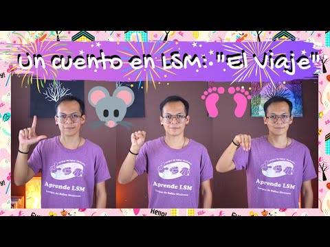 el-viaje-|-arnold-lobel-|-cuento-en-lengua-de-señas-mexicana-|-el-mundo-de-los-sordos