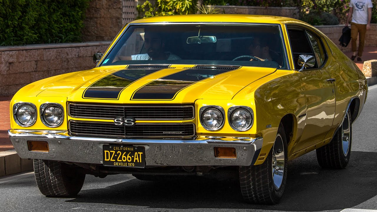 2016 Chevelle Ss >> 1970 Chevrolet Chevelle Ss Malibu 400 6 6 L Driving And Brutal