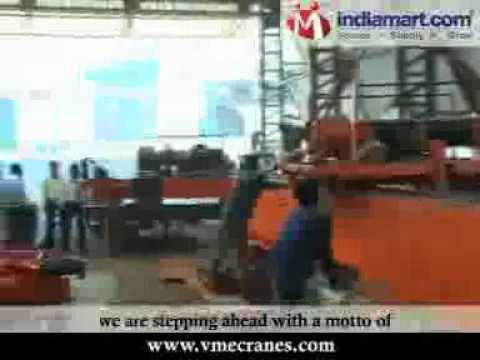 Manufacturers & Exporters Of Precision Engineered Range Of Material Handling Equipment