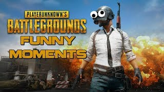 Funny PUBG Moments