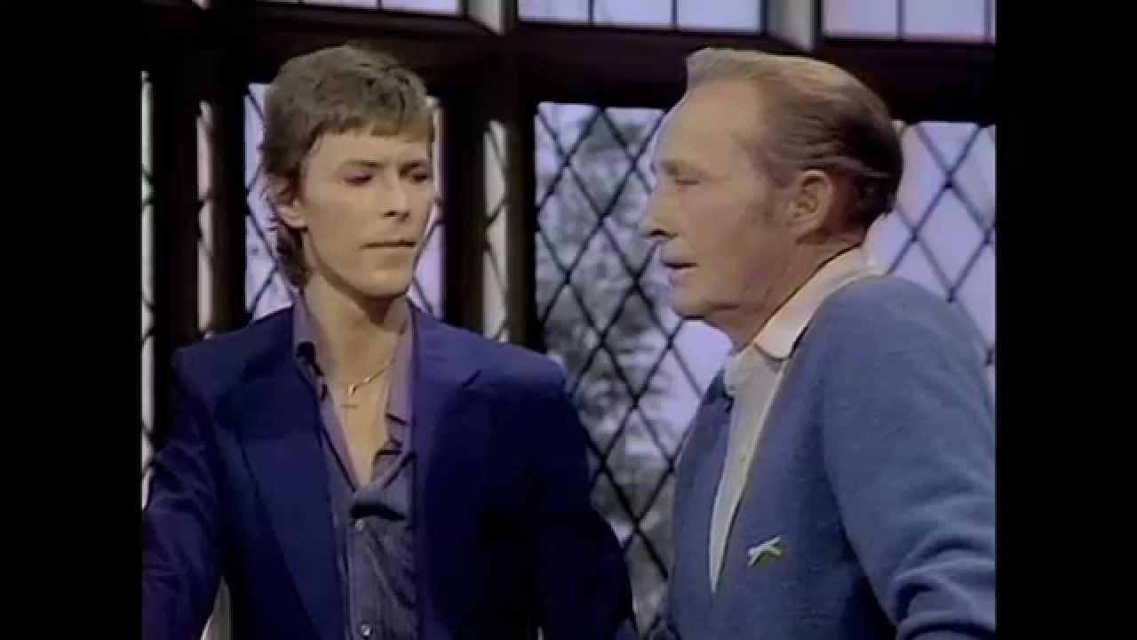 "David Bowie & Bing Crosby Sing ""The Little Drummer Boy"