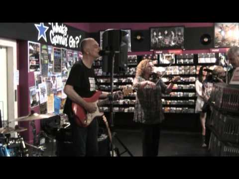Trevor Sewell Band Live