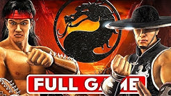 MORTAL KOMBAT SHAOLIN MONKS Gameplay Walkthrough Part 1 FULL GAME [1080p HD 60FPS] - No Commentary