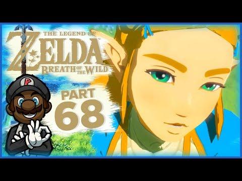 The Legend of Zelda: Breath of the Wild - Part 68   Zeldas Test Subject [GAMEPLAY]