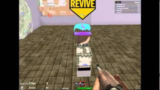 roblox Call of Duty zombie game part1