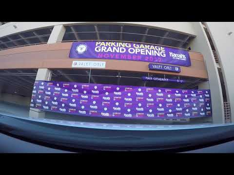 Harrah's Ak-Chin Parking Garage Opening 2017