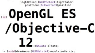 OpenGL ES/ Objective-C Game Tutorial part 12: Adding enemies and Collision detection