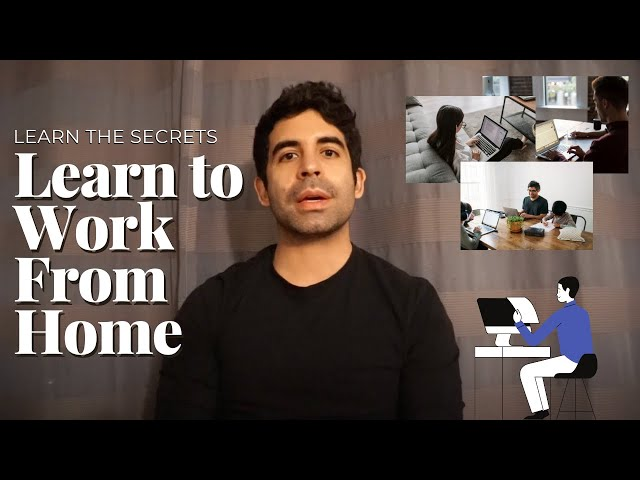 How to Work From Home During COVID | How to Work From Home Effectively and Efficiently