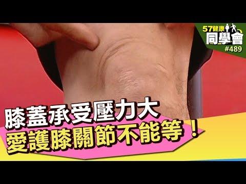 膝蓋承受壓力大 愛護膝關節不能等!【57健康同學會】第489集 2012年