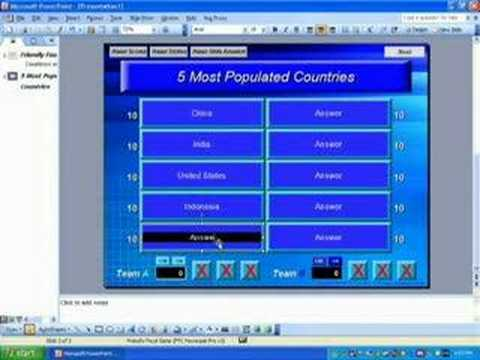 Friendly Feud - YouTube - family feud power point template